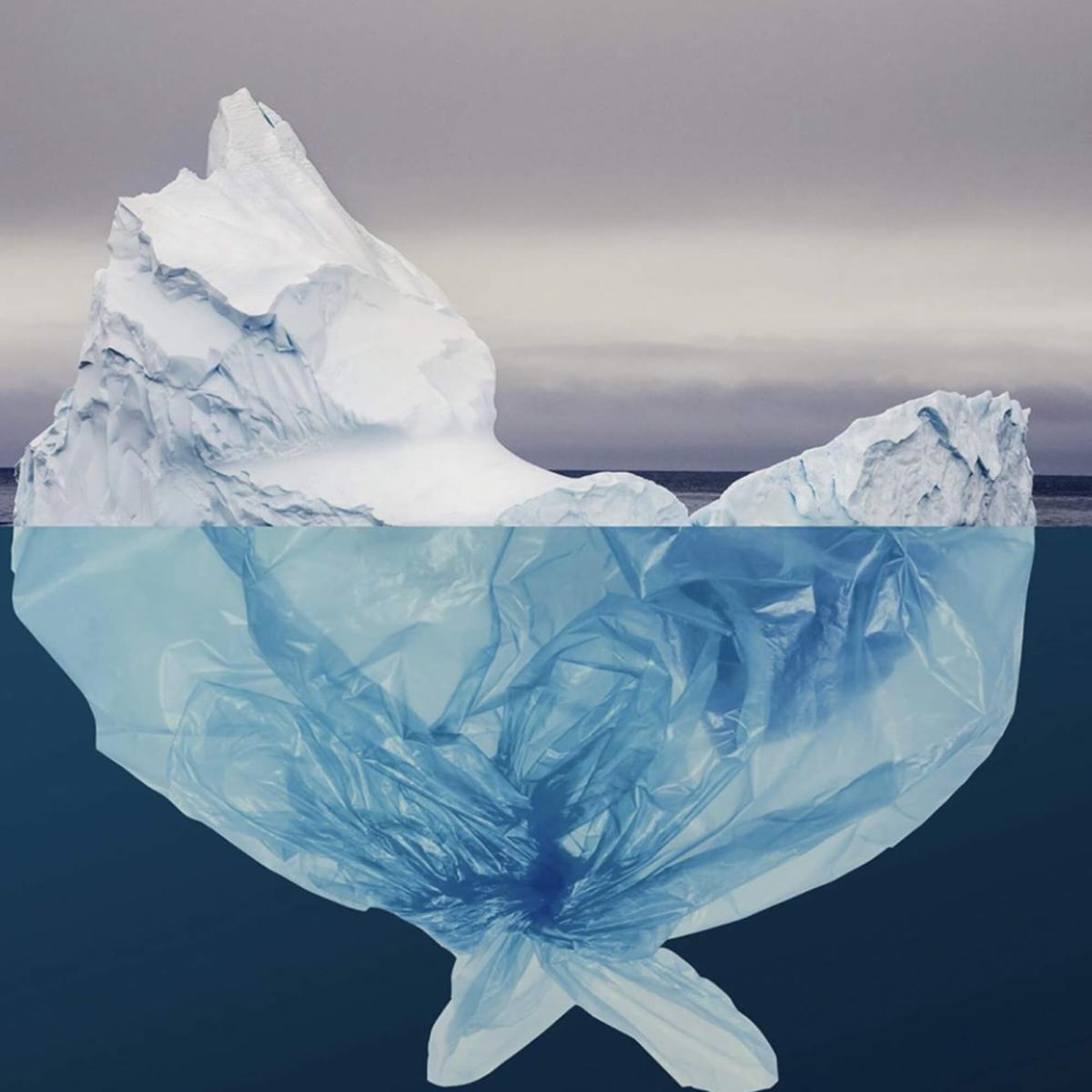 Hors paires - iceberg plastique